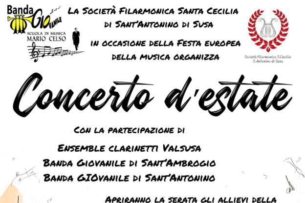 S.Antonino: domani il concerto tutto al giovanile per la Festa della Musica