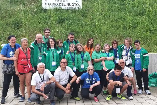 Tre nuovi argenti nel nuoto per la sanganese Martina Cipolla