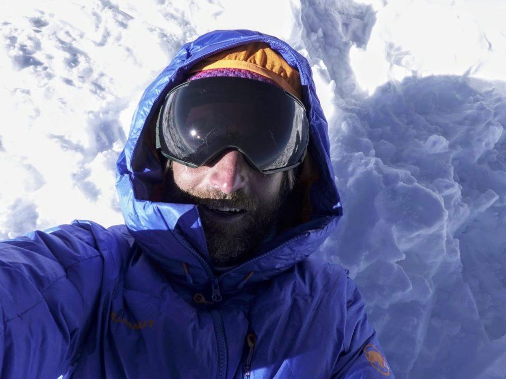 L'alpinista Carlalberto Cimenti ha conquistato il Nanga Parbat