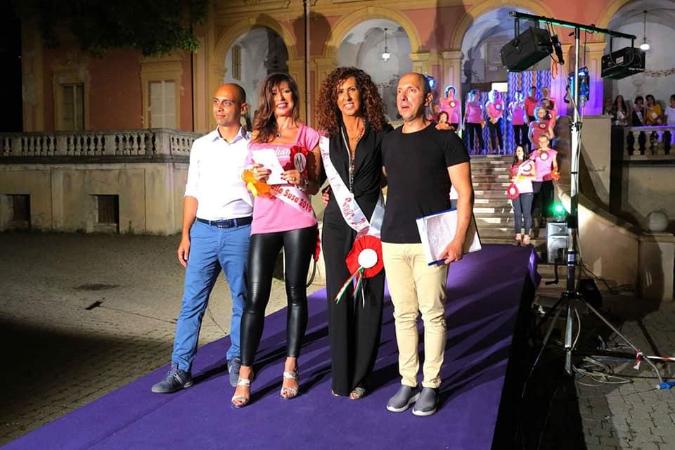 "Borgone, Lucia Chiri è ""Miss Anta… Valsusa"" 2019"