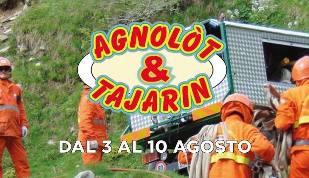 "Giaveno, ""Agnolot & Tajarin"" 2020 si farà"