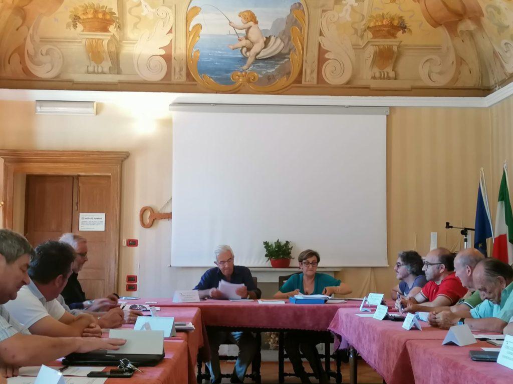 Alessandro Merletti eletto presidente dell'Unione Montana della Val Sangone