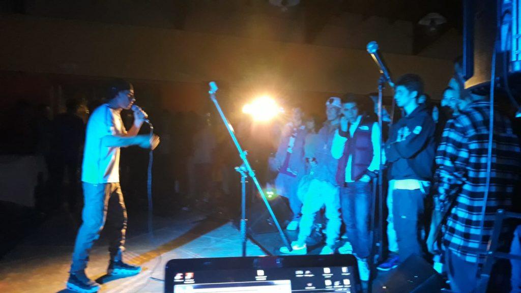 Battle Freestyle e live rap 3.0 al centro giovani di Milanere