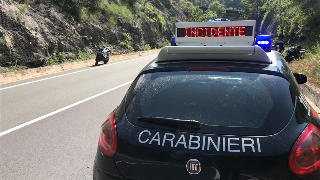 Multe e patenti ritirate dai Carabinieri in tutta la Valle di Susa