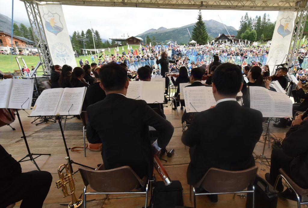 Bardonecchia, un successo annunciato il Concerto in Altura