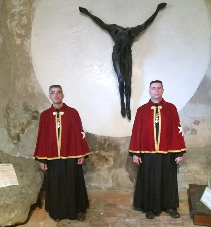 Avigliana, i Fratelli Timpanaro sono Cavalieri di Malta