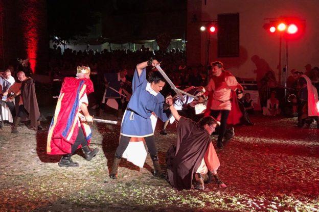 La Battaglia delle Chiuse 2019 a Sant'Ambrogio riempie il centro storico