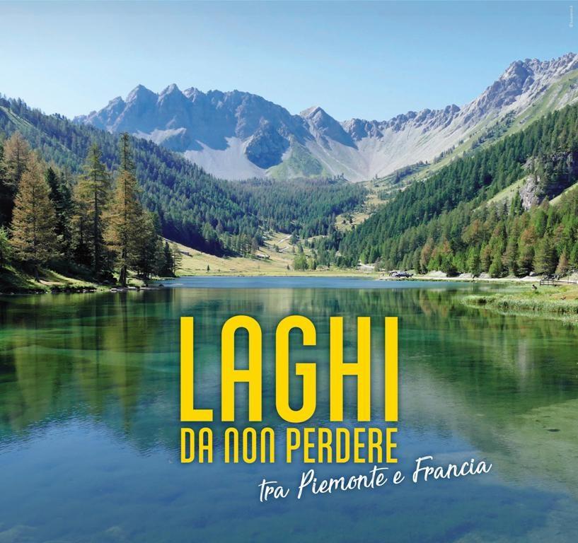 Un nuovo libro sui laghi piemontesi (e francesi)