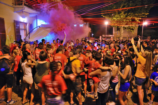 "Villar Dora, iniziano le ""Villardolimpiadi"" 2019"