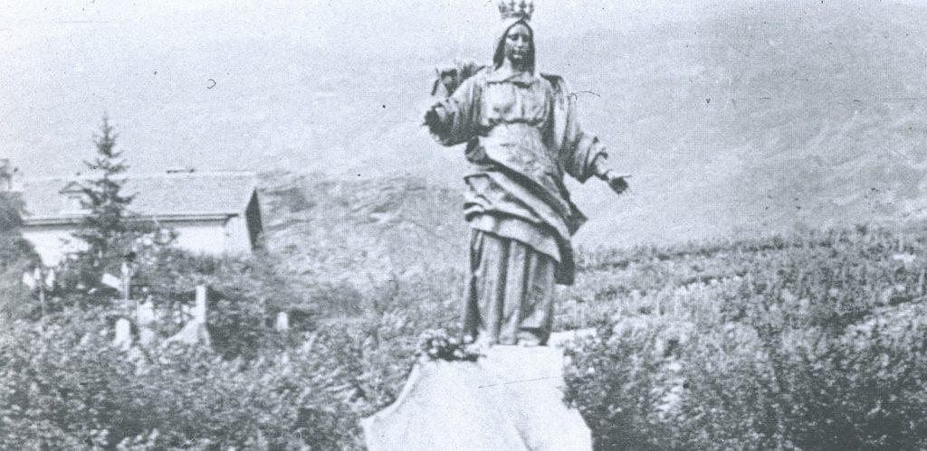 La Madonna del Rocciamelone da 120 anni veglia sulla Val di Susa