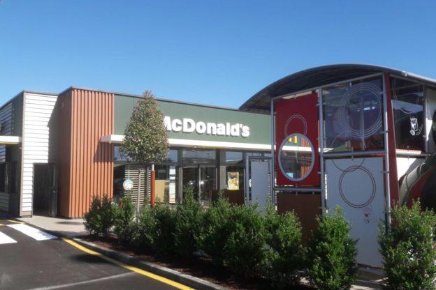 Avigliana, ha aperto il nuovo ristorante McDonald's