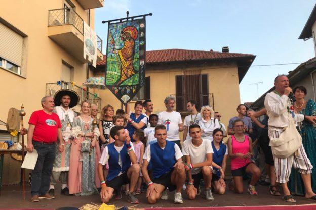 Alpignano, il Borgo San Giacomo si aggiudica il Palio dij Cossot 2019
