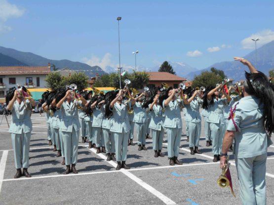 Raduno Alpini e Bersaglieri 14