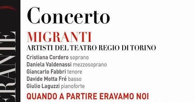 Ultimo appuntamento con gli artisti al chiaro di luna: venerdì sera, a Rosta, il concerto del Teatro Regio Itinerante