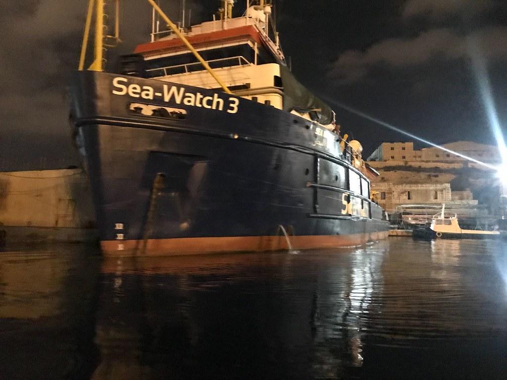 """Stefan Hesse: """"Sulla Sea Watch inaccettabile il comportamento del governo italiano"""""""