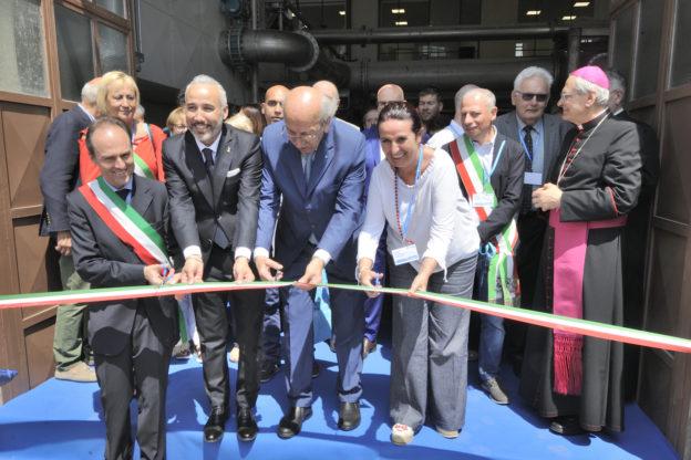Bardonecchia, inaugurato il nuovo acquedotto della Valle di Susa