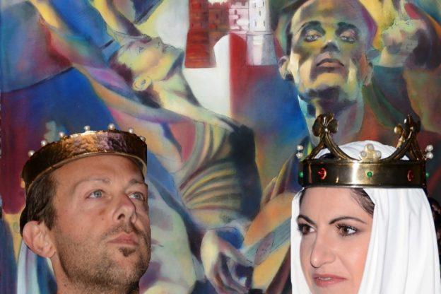 Domenica 21 luglio c'è il Torneo Storico dei Borghi di Susa