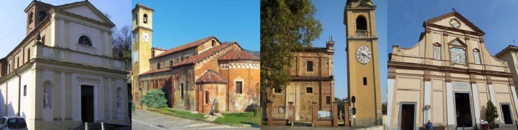 Resi noti i nomi dei nuovi parroci di Alpignano, Caselette, Brione e Val Della Torre