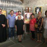 Novalesa, le opere di Paolo Repola in mostra alla Casa degli Affreschi