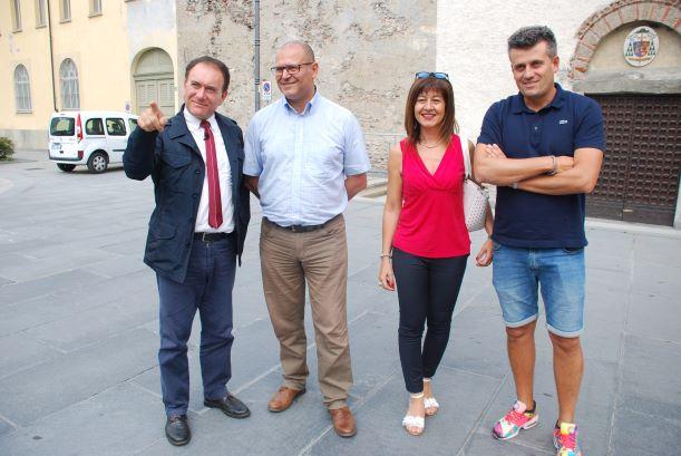 Piero Genovese, Giorgio Montabone Livio Leonardi