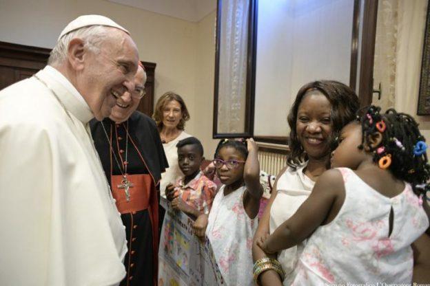 La Messa del Papa per i Migranti, lunedì su TV2000