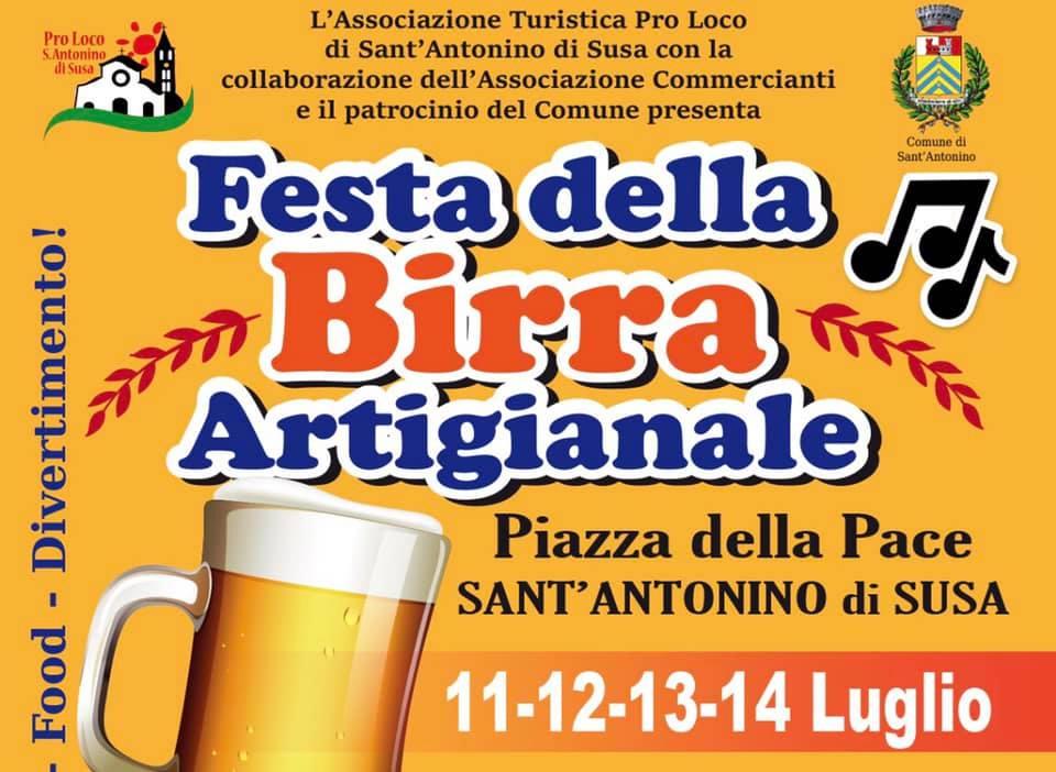 Sant'Antonino a tutta birra dall'11 al 14 luglio. Arriva il calciobalilla gigante