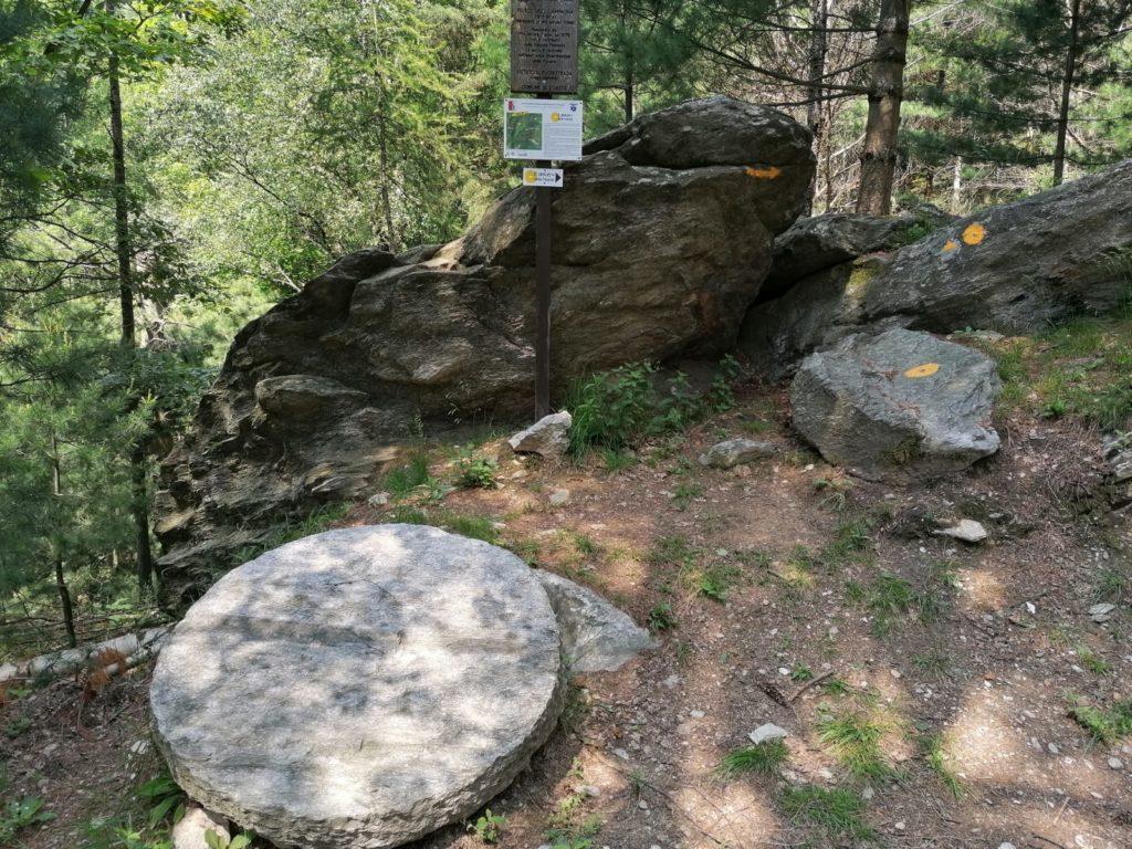 Coazze, il Sentiero delle Macine fra escursionismo e tradizione