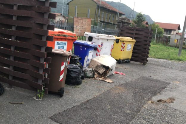 Atti vandalici in Val di Susa: la rabbia del sindaco di Borgone
