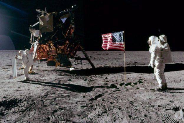 20 Luglio 1969: l'uomo sbarca per la prima volta sulla Luna