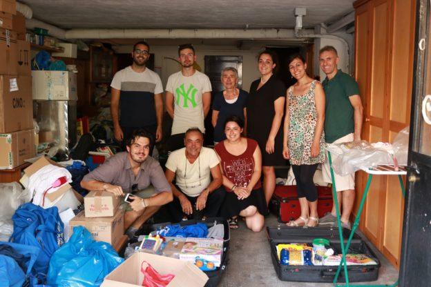 Tengo al Togo torna ad Asrama con nove volontari – Video