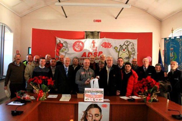 I numeri 2019 dei donatori di sangue FIDAS di Sant'Ambrogio