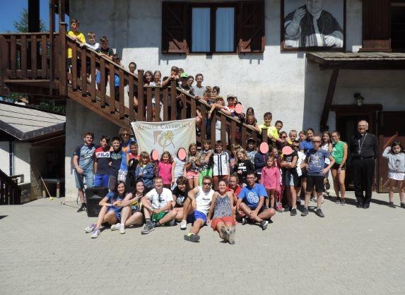 Azione Cattolica valsusina, un successo il Campo Giovanissimi a Bessen Haut