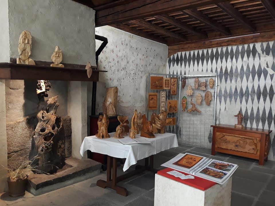 Un'estate dedicata all'arte alla Casa degli Affreschi di Novalesa