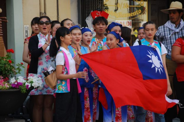 Susa, Festival del Folklore al via