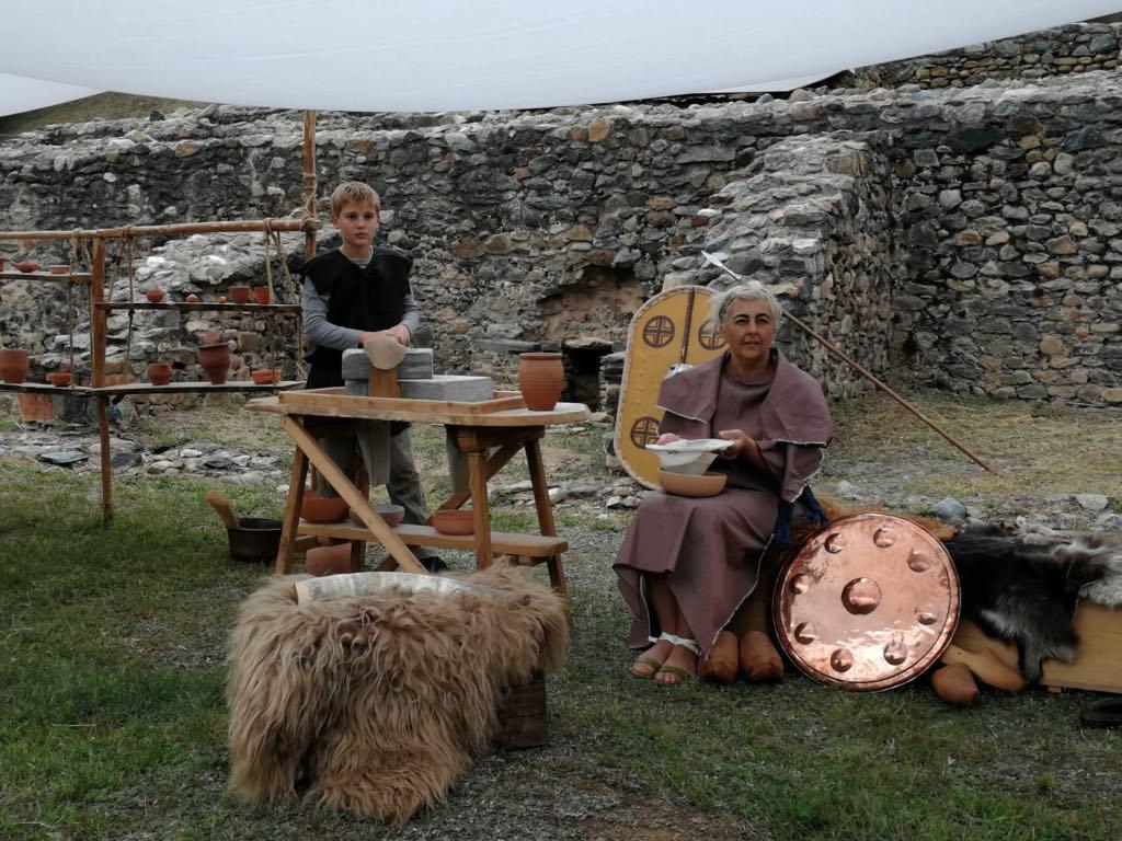 """Successo di pubblico alle visite guidate domenica 22 settembre e il 28 """"L'archeologia fa il bis"""""""
