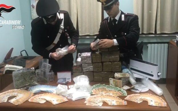 Maxi operazione antidroga dei Carabinieri: arrestate 20 persone