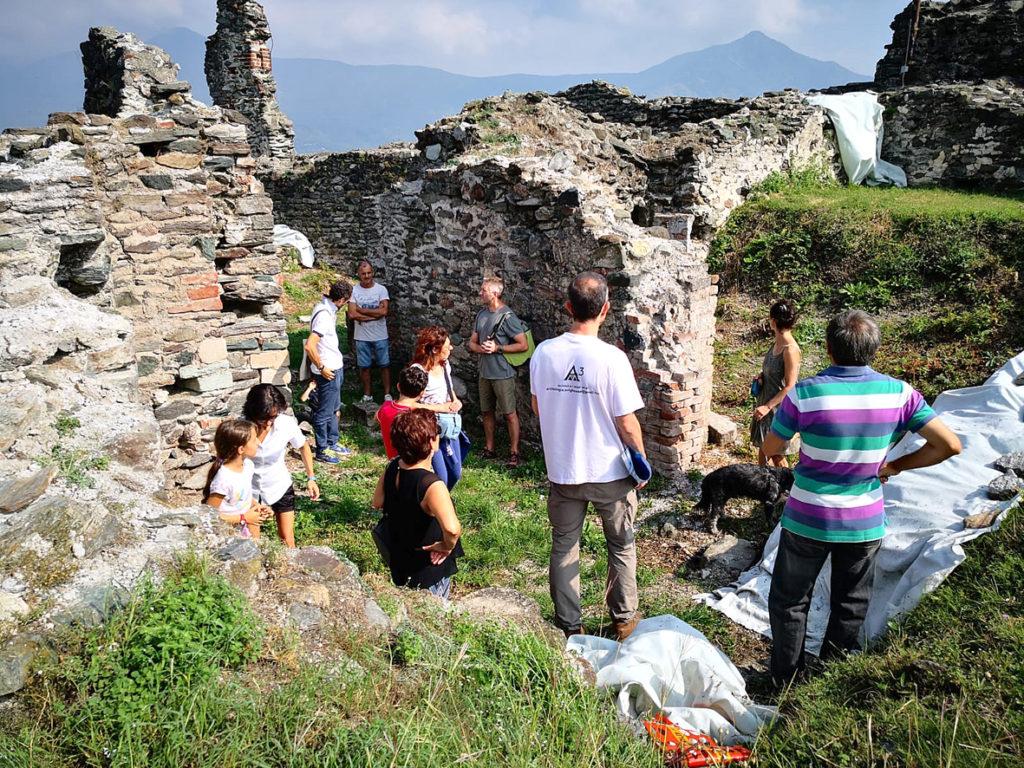 Avigliana, rilancio turistico del Castello riuscito per l'impegno di tanti