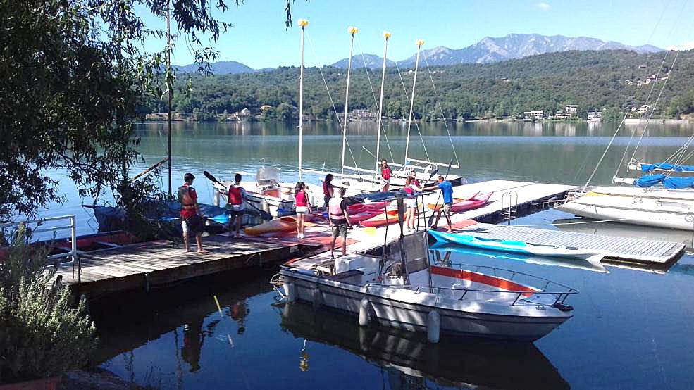 Avigliana, una full immersion negli sport velici, sabato 14 settembre