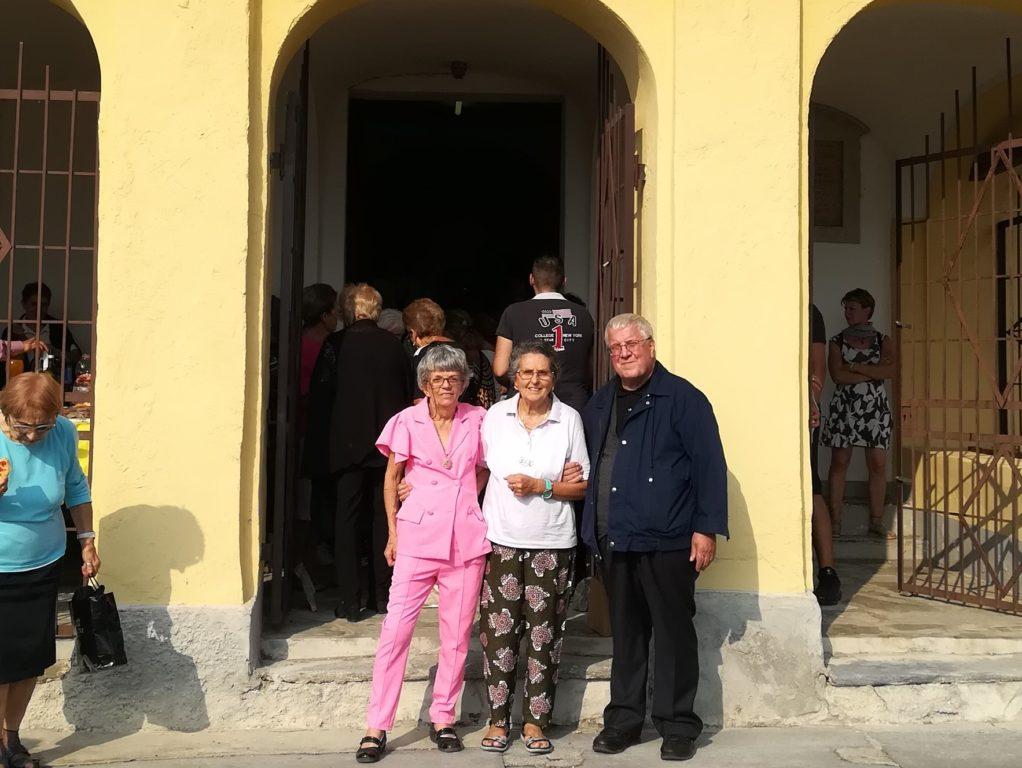 """Festa dell'Addolorata al Santuario della Quà, sulla via per il """"Roccia"""""""