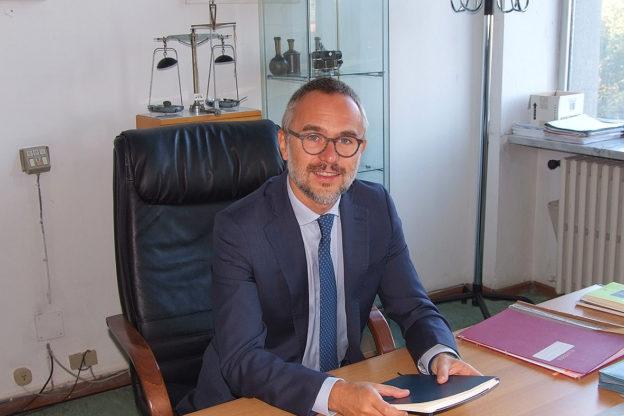 Avigliana, Giancarlo Vittone è il nuovo preside del Galilei