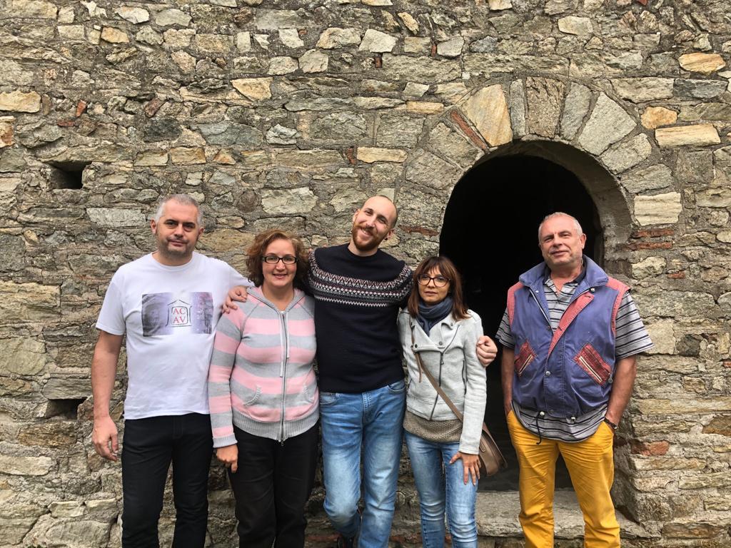 Giornata dell'archeologia a Borgone
