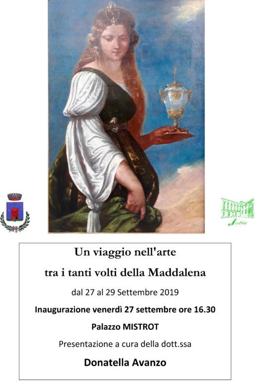 A Villarbasse una mostra sulla Maddalena nell'arte