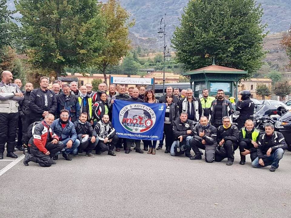 Susa, grande successo per il Motoline Tour