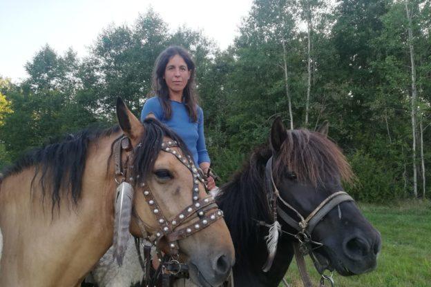 Dalla Mongolia alla Polonia, la valsusina Paola Giacomini sta per entrare a Cracovia