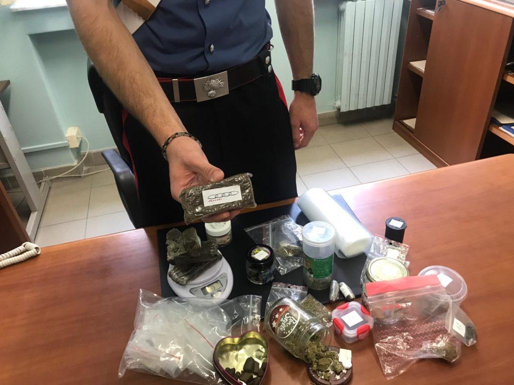 Spaccio di droga in Val di Susa, i Carabinieri arrestano un uomo