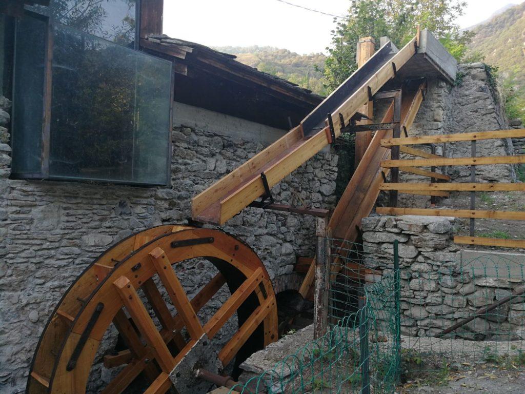 Un'antica Fucina rivive nel cuore della Val di Susa