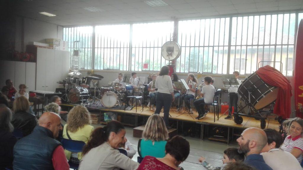 S.Antonino: ripartono i corsi di musica della Filarmonica Santa Cecilia