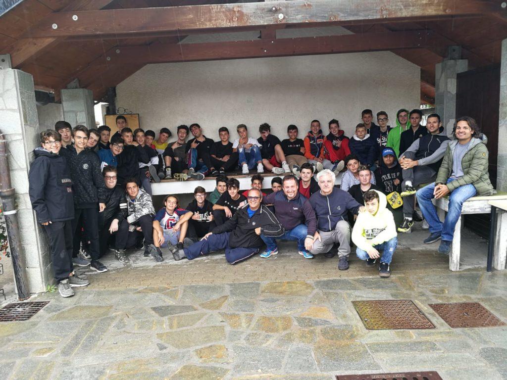 Susa, l'Istituto Ferrari alla Casa Alpina di Bessen Haut