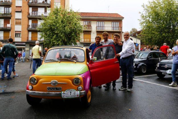 Giaveno, domenica 15 settembre c'è il Raduno delle 500