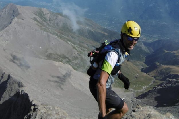 Almese- Rocciamelone andata e ritorno a piedi, l'impresa di Paolo Bessone
